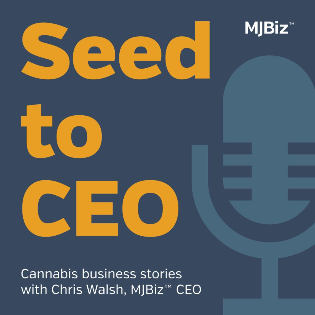Seed to CEO podcast logo