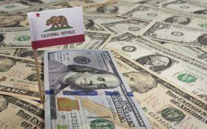 California marijuana funding