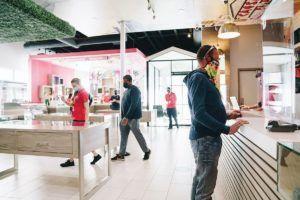 marijuana retail, Marijuana retailers that opened during pandemic share winning formulas