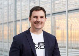 Hexo CEO Sebastien St. Louis