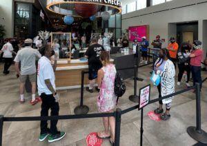 marijuana covid-19, Marijuana retailers prep for shoppers by hiring staff, keeping COVID safeguards