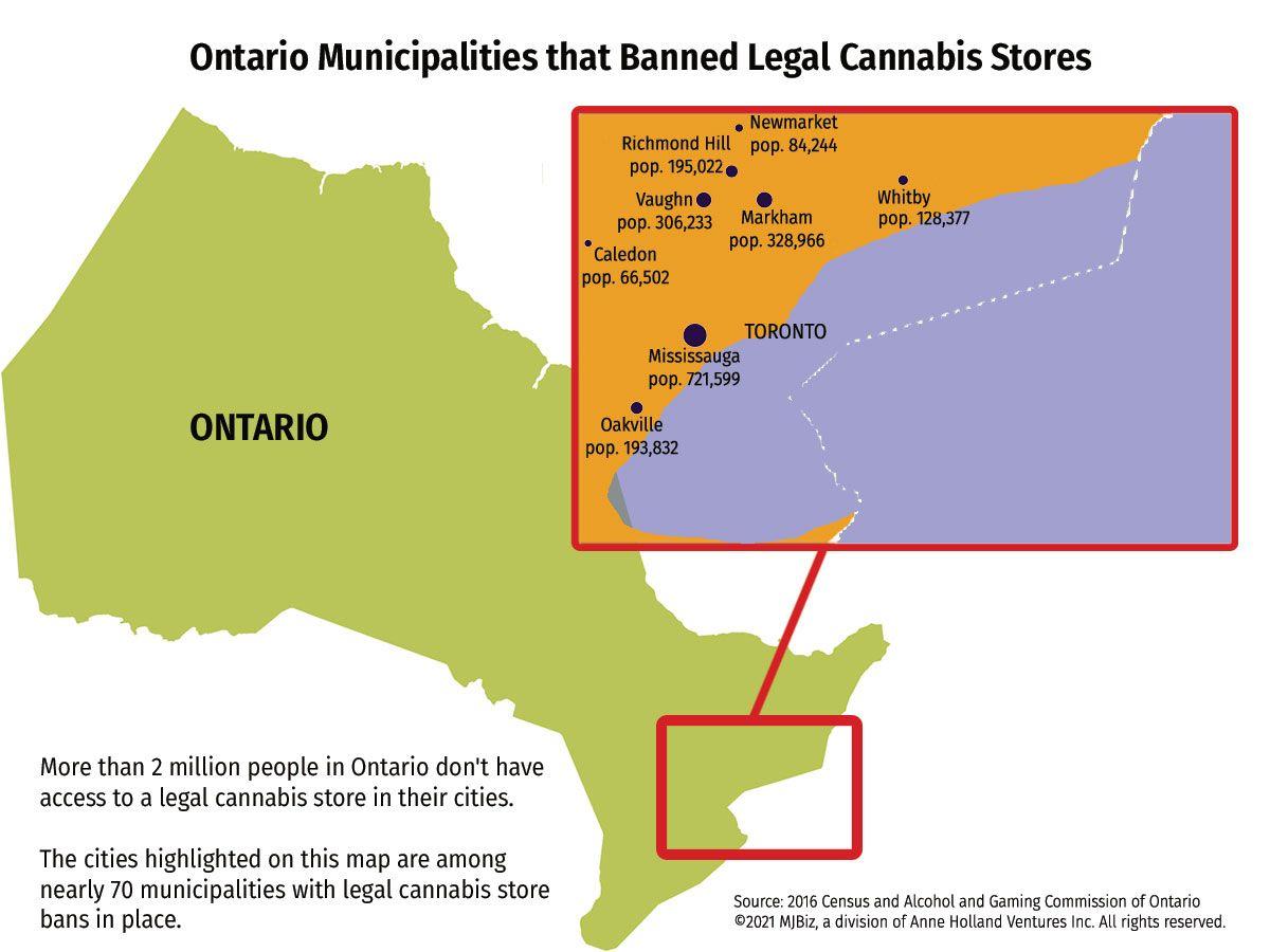 Canada marijuana, Canada's sixth-biggest city to consider lifting ban on cannabis stores