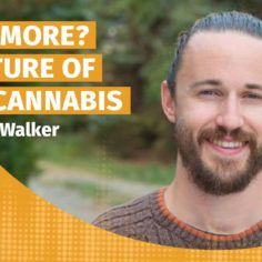 Podcast title with picture of Mason Walker, CEO of East Fork Cultivars