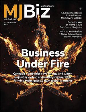 MJBizMagazine August 2021