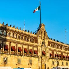 Image of National Palace in Mexico City