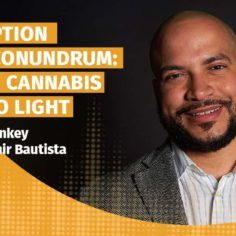 Vladimir Bautista, Happy Munkey, podcast banner
