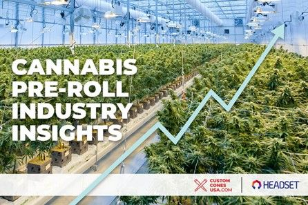 , Custom Cones USA launches first-of-its-kind white paper, focusing specifically on the pre-roll industry