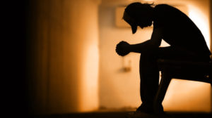 Image depicting depression