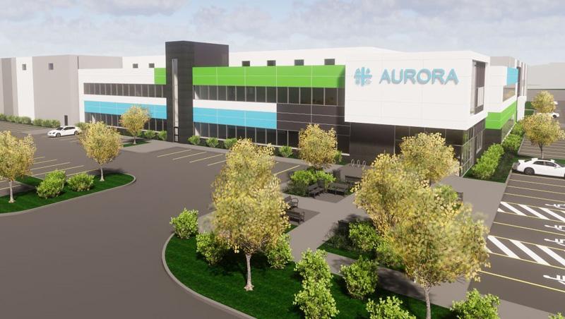 Aurora Cannabis cutting 8% of workforce, closing facility in Edmonton