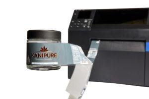 , Labeltronix announces premium cannabis labeling solution