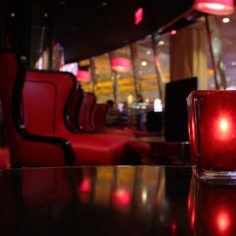 Image of a Las Vegas lounge