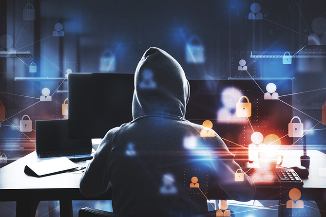 , Ransomware typically begins with email scams, but training employees can protect your business